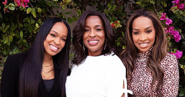 Fans Are In Awe after Seeing Khadijah & Malika Haqq Posing With Their Beautiful Look-Alike Mom