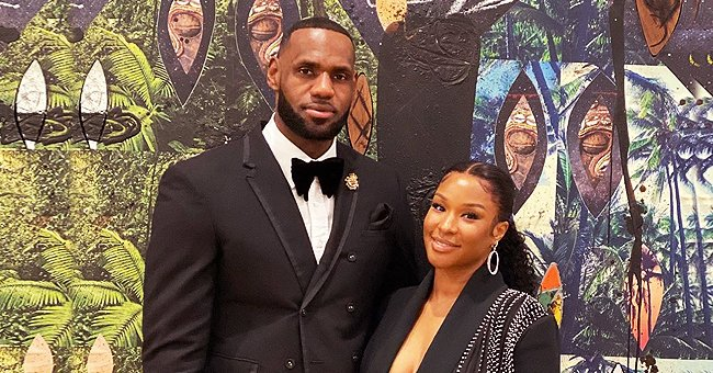 LeBron James Pens a Touching Tribute to His Beautiful Wife Savannah on Her Birthday