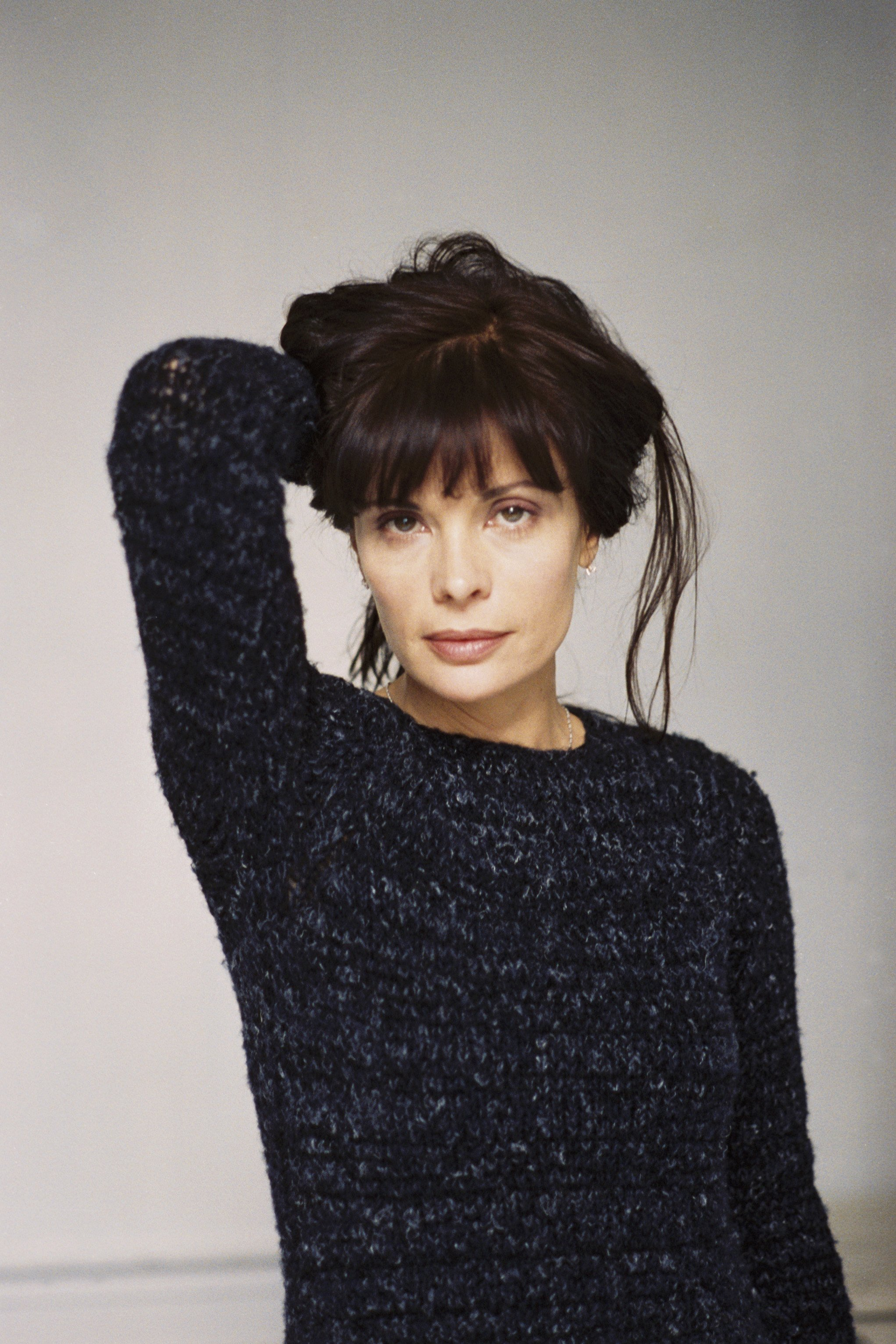 L'actrice française Marie Trintignant   Photo : Getty Images