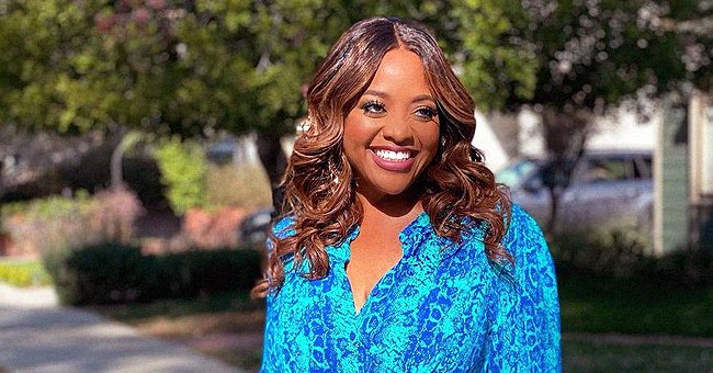 Check Out Sherri Shepherd's Stunning Transformation in This Blue Jumpsuit & High Heels (Photos)