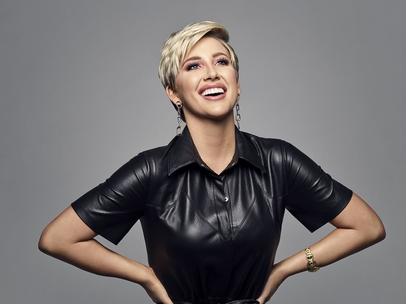 """Promotional photo of Savannah Chrisley from March 2020 for the eighth season of """"Chrisley Knows Best"""" 