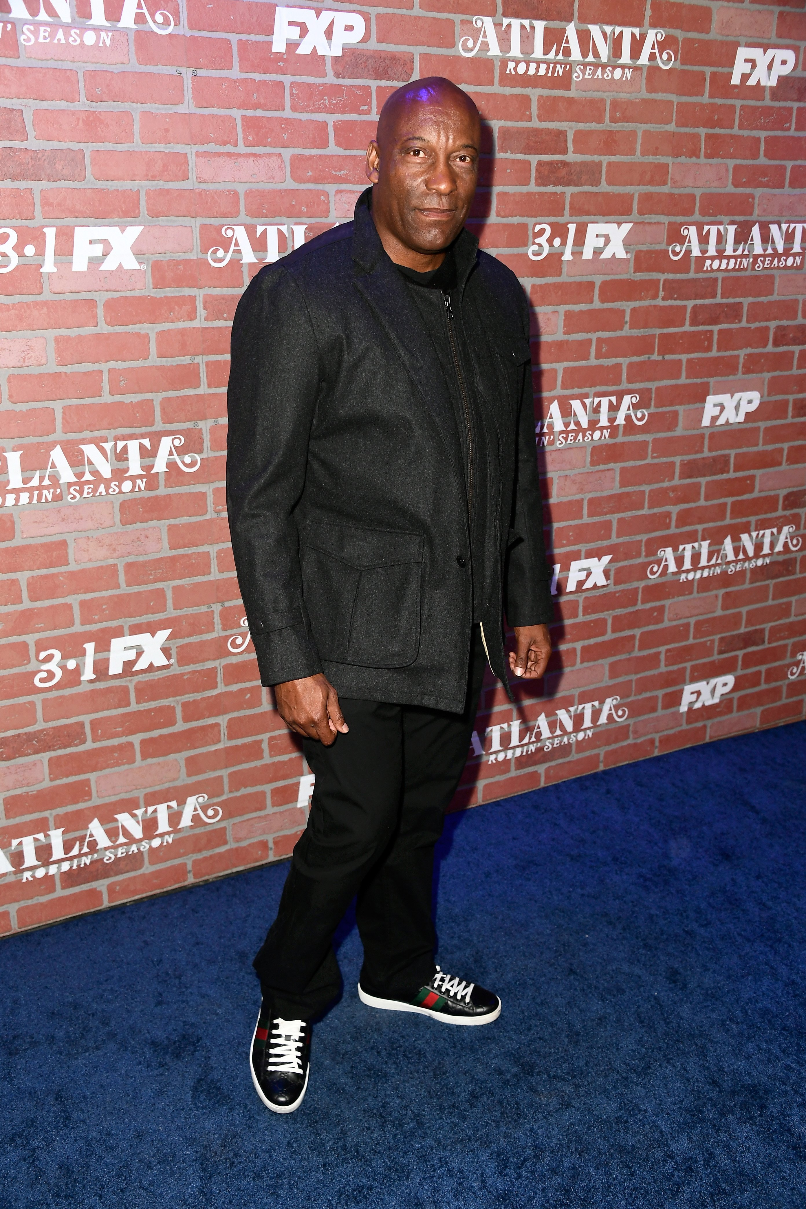 John Singleton attends the FX's 'Atlanta Robbin' Season' Premiere.   Photo: GettyImages