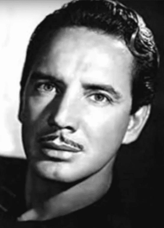 Actor mexicano Agustín de Anda. | Imagen: YouTube/RAÚL HUACUJA BARBA
