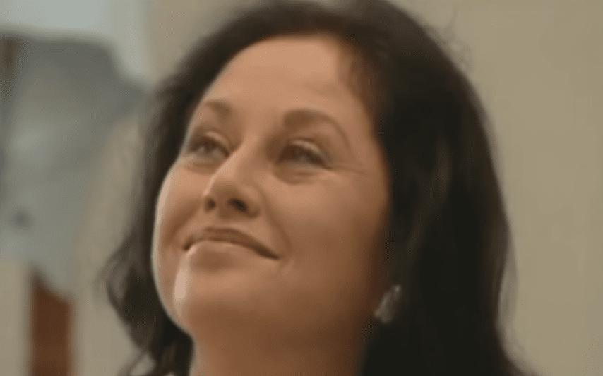 Angélica Aragón, famosa actriz mexicana. | Imagen: YouTube/Historias Engarzadas
