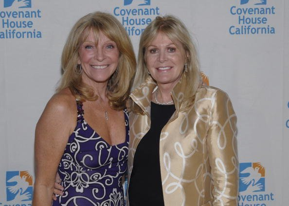 Bonnie Lythgoe and Elaine Trebek-Kares attend the 10th Annual Covenant House California's Awards Gala on June 5, 2009 | Photo| Photo: Getty Images