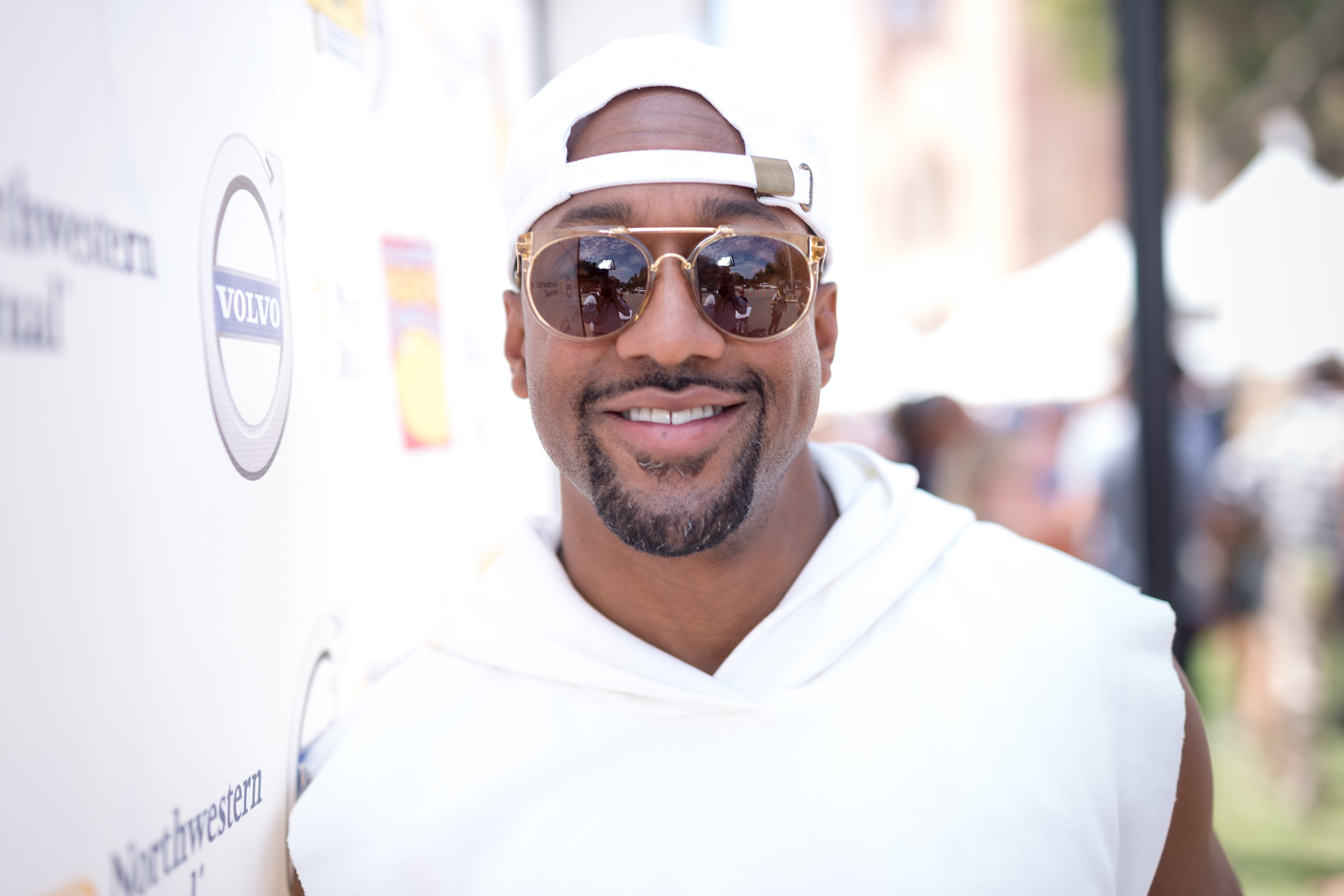 Jaleel White at the 8th Annual L.A. Loves Alex's Lemonade at UCLA Royce Quad on September 9, 2017 in Los Angeles, California.  Source: Getty Images