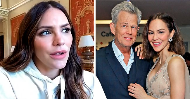 Katharine McPhee Admits Her Husband David Foster Was Displeased She Revealed Their Son's Name