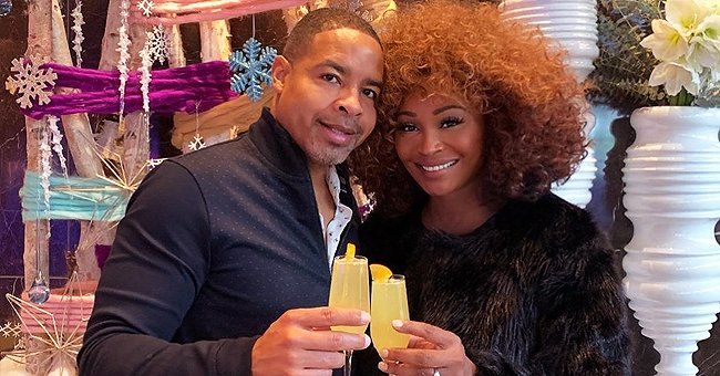 Mike Hill from RHOA Pops the Question to Cynthia Bailey during a Party Full of Friends and Family