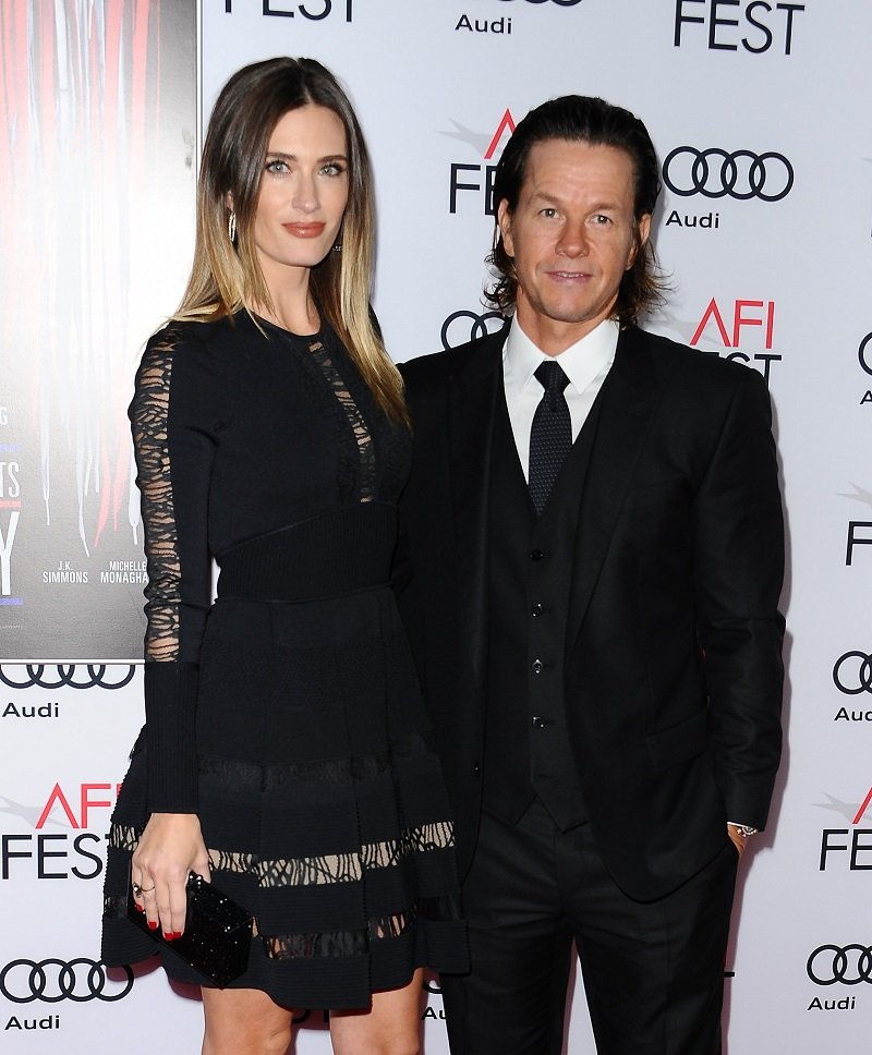 Mark Wahlberg and wife Rhea Durham on November 17, 2016 in Hollywood, California | Photo: Getty Images