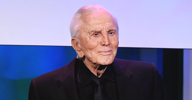Michael Douglas Shares What He Told Dad Kirk on His Last Birthday  after the Hollywood Legend Passes Away at 103