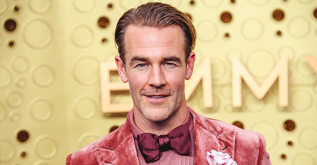 James Van Der Beek Reveals How Dancing on DWTS Changed His Body in Shirtless Selfies Taken before and after the Show