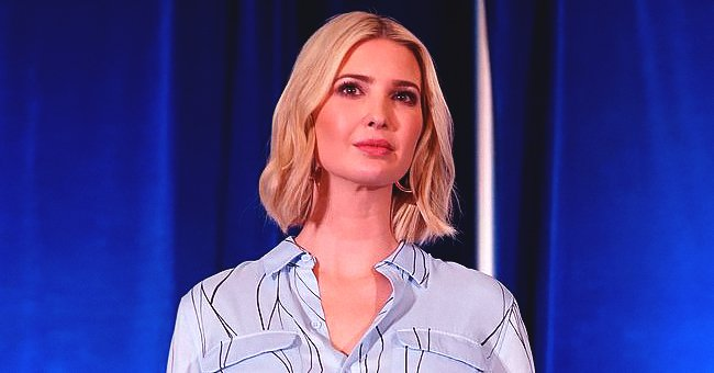 Ivanka Trump Flaunts Head-To-Toe Camel Look as She Visits Apple's Manufacturing Plant