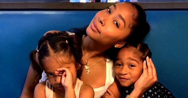 Apryl Jones from LHHH Posts Sweet Pic with Her Kids & Talks about Struggles of Parenting Amid the Quarantine