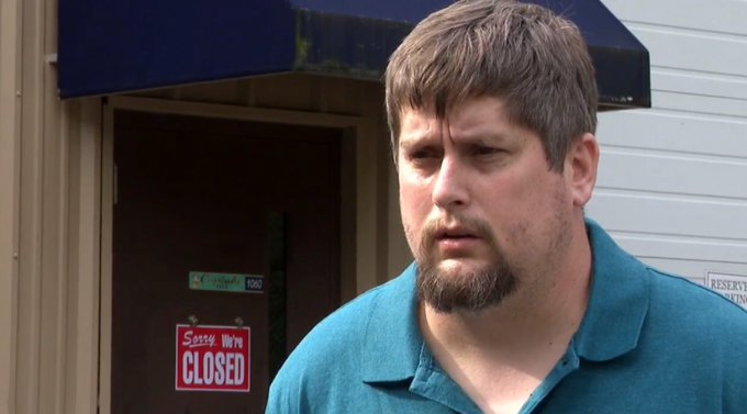 Stephen Kinder took his own life after being accused of abusing dogs. | Source: NewsChannel9