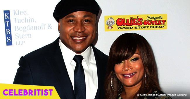 LL Cool J and wife glow with pride in photo with daughter who graduates from high school