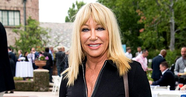 Suzanne Somers Talks about Getting Fired from 'Three's Company' after Asking for Equal Pay to Match John Ritter's