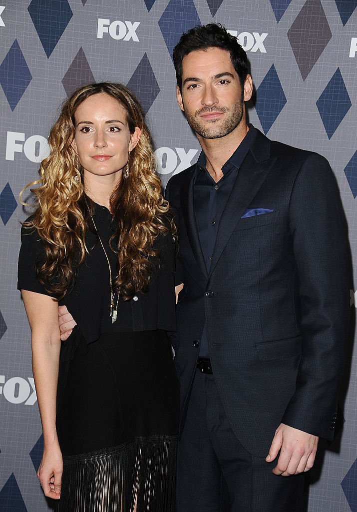 Meaghan Oppenheimer and Tom Ellis attend the FOX winter TCA 2016 All-Star party on January 15, 2016 | Photo: Getty Images