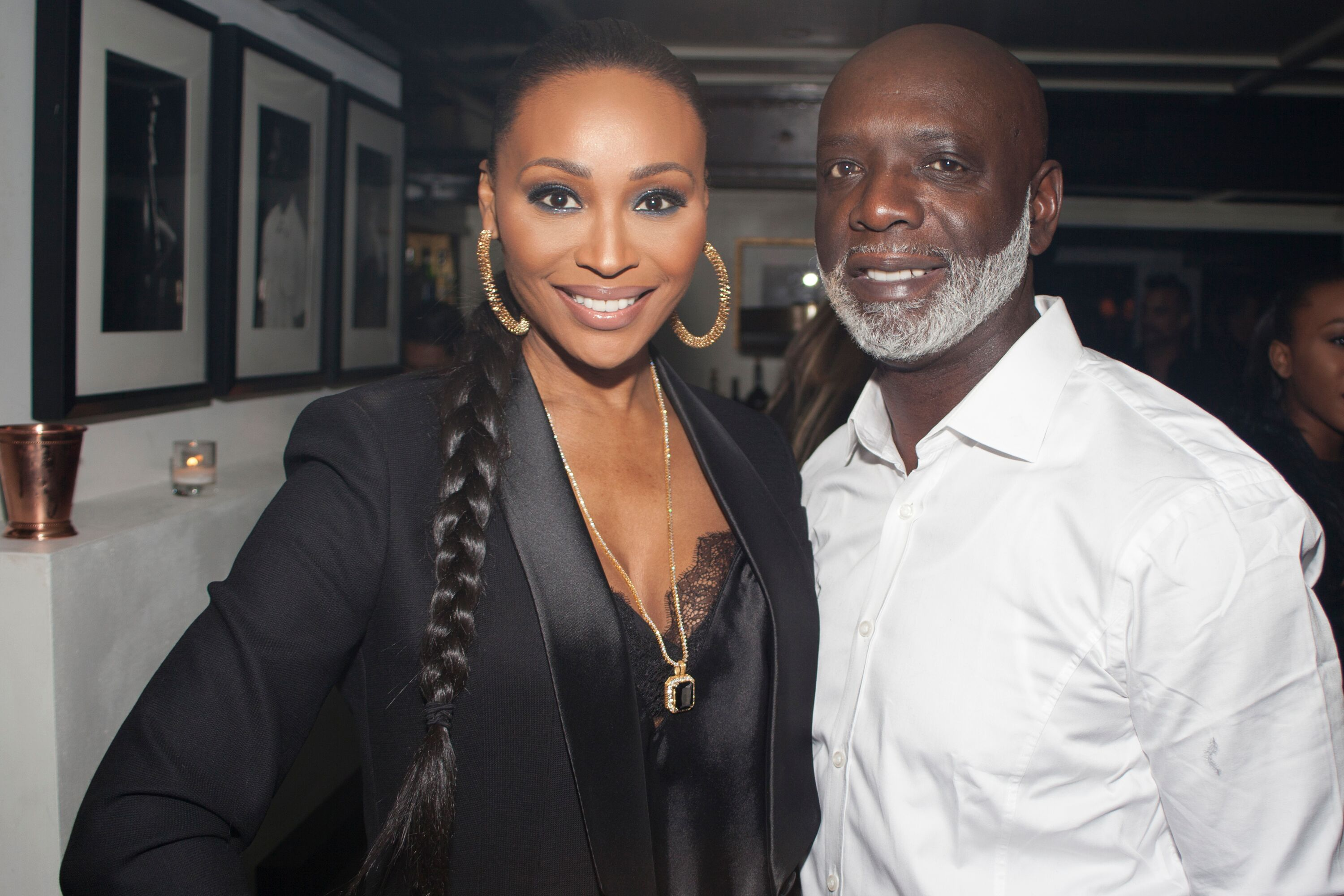 RHOA star Cynthia Bailey and ex-husband Peter Thomas/ Source: Getty Images