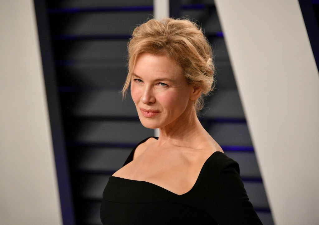 Renée Zellweger en la Vanity Fair Oscar Party 2019 el 24 de febrero de 2019 en Beverly Hills, California. | Imagen: Getty Images