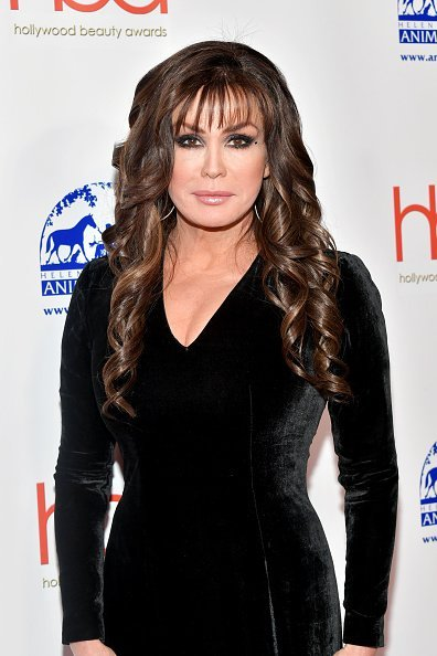 Marie Osmond at the 2019 Hollywood Beauty Awards on February 17, 2019 | Photo: Getty Images