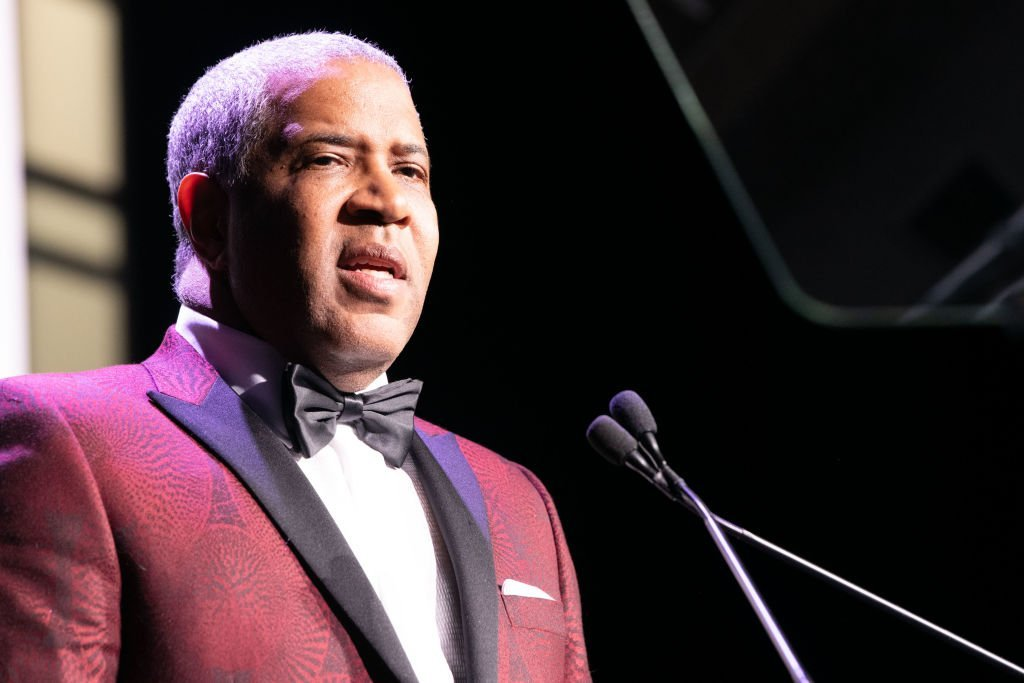 Robert F. Smith is honored at the UNCF A Mind Is Gala 75th Anniversary at Marriott Marquis Washington, DC | Photo: Getty Images