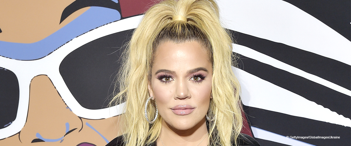 Khloé Kardashian Flaunts Ample Cleavage in Diana Ross-Inspired Wig for the Singer's 75th Birthday