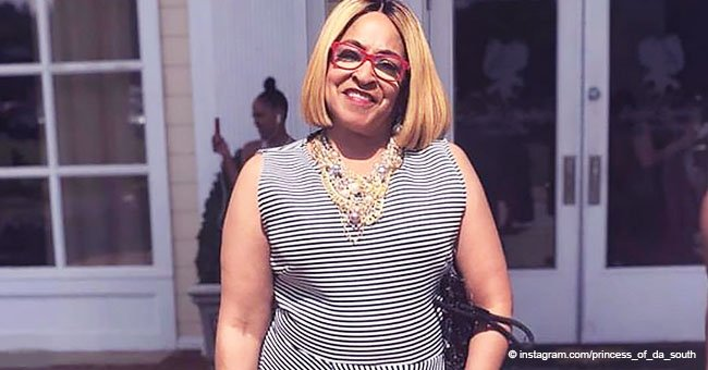 Tiny Harris & T.I. Dance Their Hearts out at Sister Precious' Extraordinary Funeral