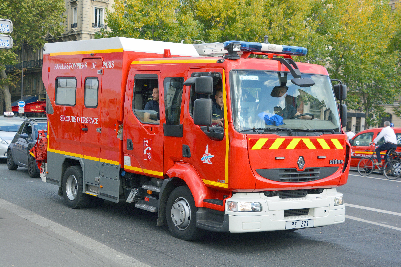 Un véhicule de pompier | photo : shutterstock