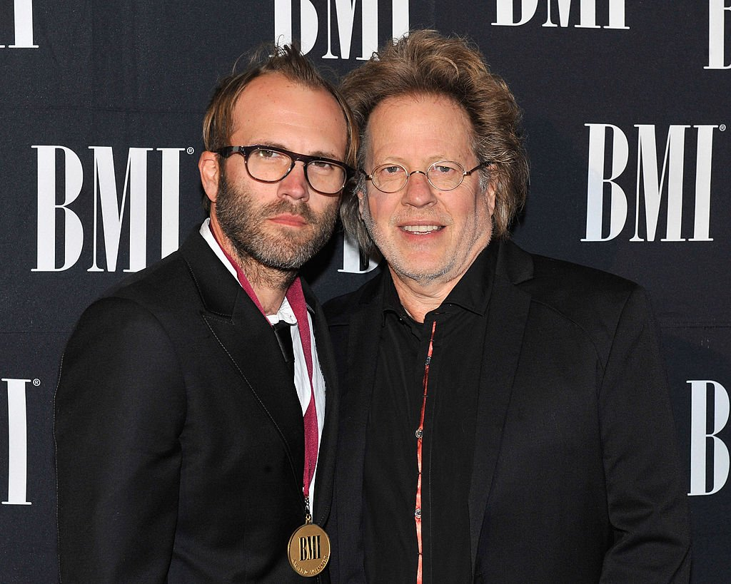 Andrew Dorff and Steve Dorff attend the 60th annual BMI Country awards at BMI on October 30, 2012 in Nashville, Tennessee. | Photo by Erika Goldring/Film Magic/Getty Images
