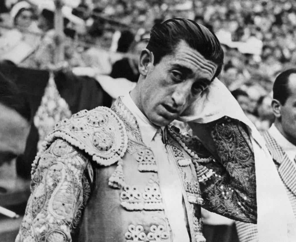 "Manuel Laureano ""Manolete"" Rodríguez Sánchez, legendario torero español.   Imagen: Flickr"