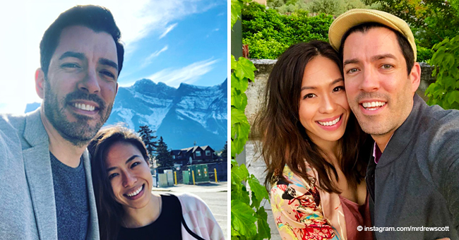 Drew Scott of 'Property Brothers' Gushes over 'Most Beautiful' Wife in a Sweet Birthday Tribute