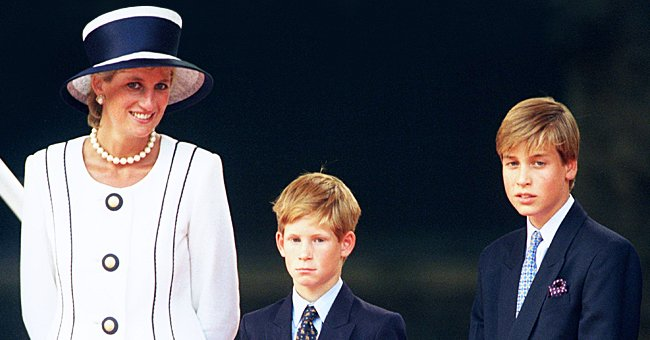 Princess Diana's Personal Trainer Opens up about Their Workouts with William & Harry in the Palace