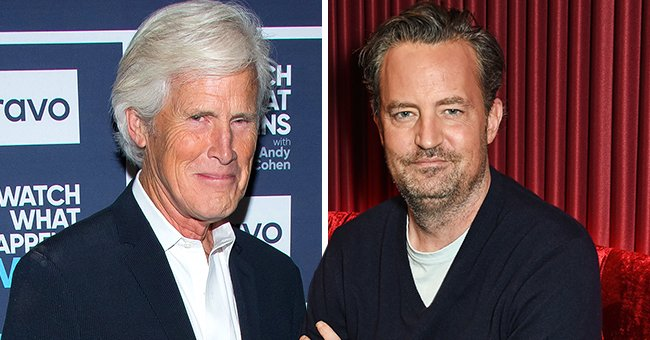 People: Keith Morrison Talks about His Close Bond with His Talented Stepson, Matthew Perry