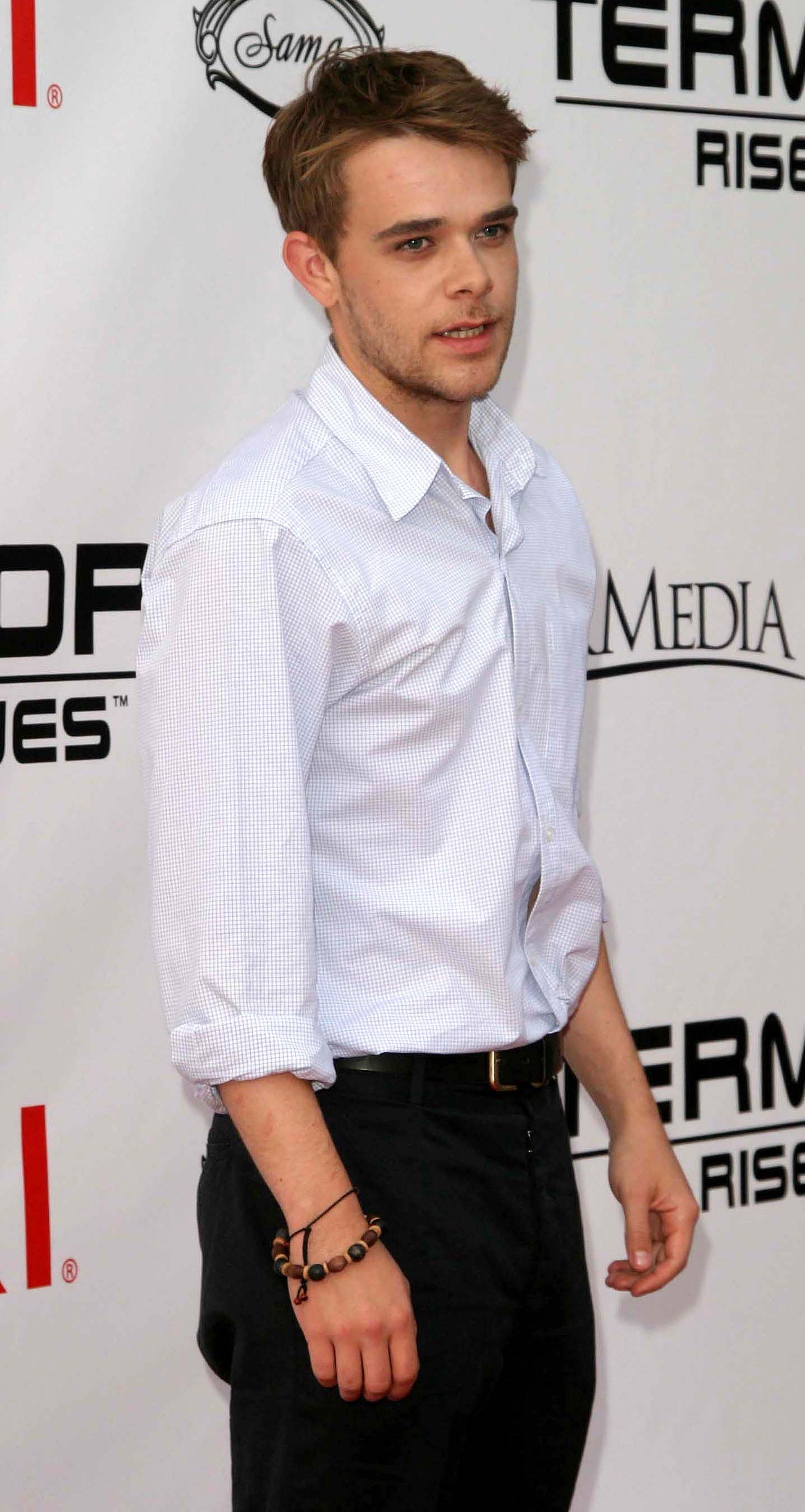 Nick Stahl at the Terminator 3: Rise of the Machines - Game Launch party at the Raleigh Studios on May 12, 2012 in Los Angeles, California | Photo: Shutterstock