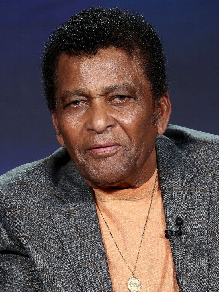 Charley Pride speaks during the PBS segment of the 2019 Winter Television Critics Association Press Tour  | Photo: Getty Images