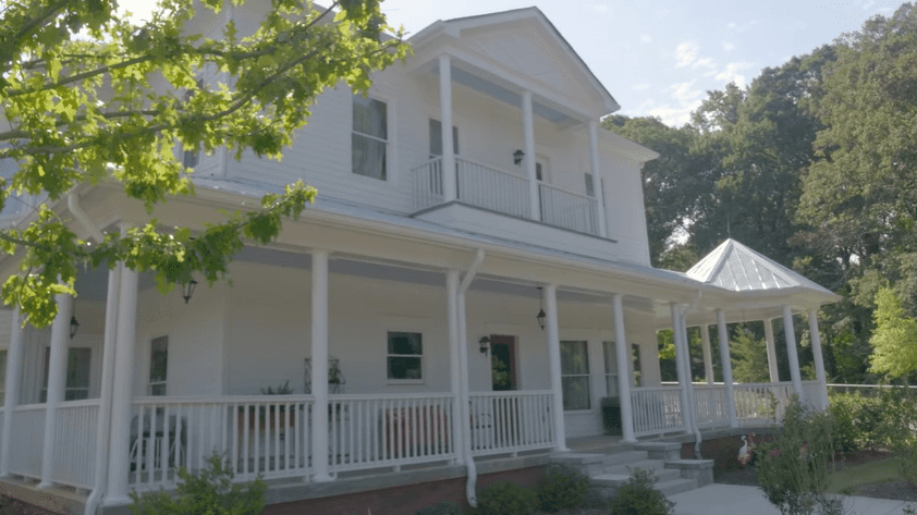 Madea's House at Tyler Perry Studios| Source: YouTube/Architectural Digest