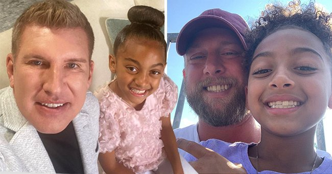Todd Chrisley's Son Kyle Reacts to New Video of Biracial Daughter Chloe Talking about Self-Love