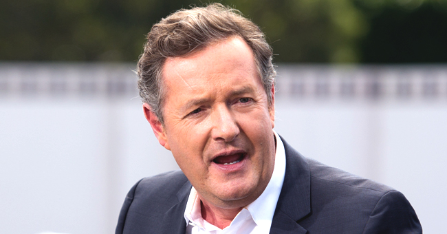 Piers Morgan Criticized Meghan Markle and Prince Harry for Choosing a Private Christening for Baby Archie