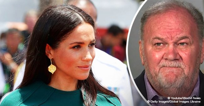 Meghan Markle's dad claims she treats him worse than a murderer, makes desperate plea to reconcile