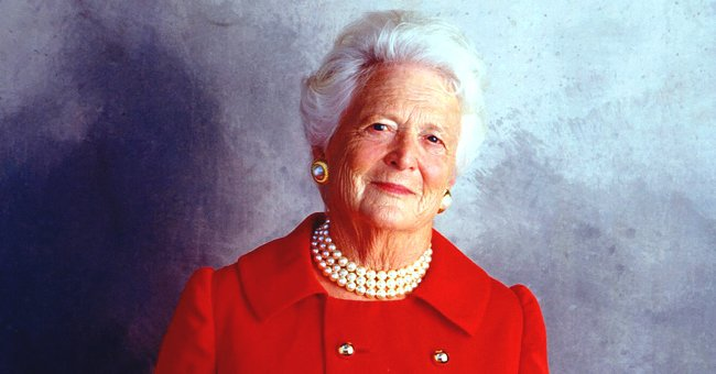 Barbara Bush Reportedly Made Touching Gift for the Great-Grandchildren She Didn't Live to Meet