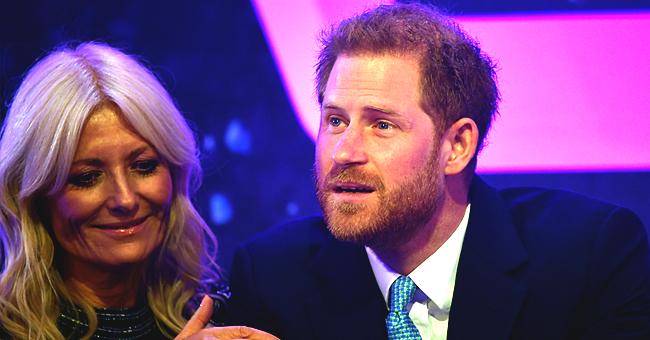 Le prince Harry ému en parlant d'être un parent lors d'une cérémonie de remise de prix