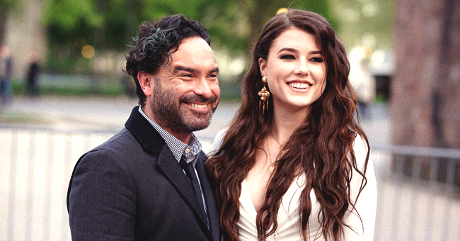 Johnny Galecki and Girlfriend Alaina Meyer Reveal Their Baby's Gender