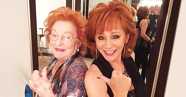 Why Reba McEntire Feels Blessed to Be Mourning Mom's Death during Quarantine