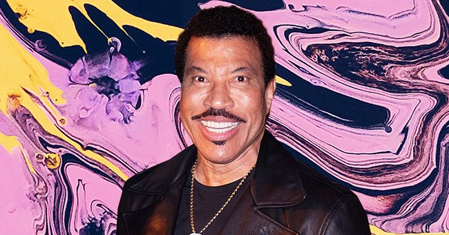Lionel Richie Defies Being 71 Years Old by Working Out and Sweating in Burgundy Pants in a New Video