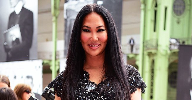 Kimora Lee Simmons' Daughter Aoki Wishes Brother Kenzo on His Birthday with Precious Photos