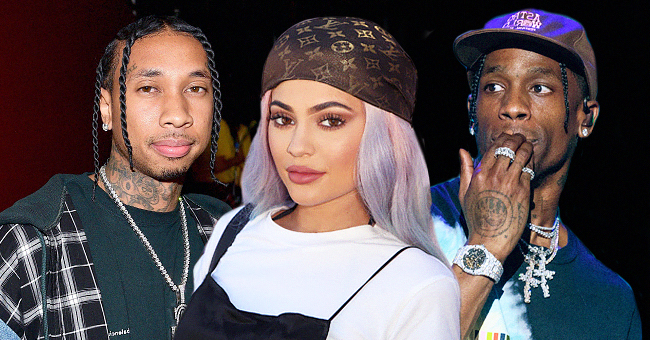 Kylie Jenner Responds to Claims of 2AM Visit with Ex Tyga after She & Travis Scott Allegedly Take a Break