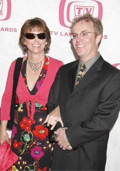 Mike Lookinland and wife, Kelly Wermuth during 5th Annual TV Land Awards | Photo: Getty Images