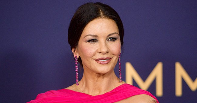 Catherine Zeta-Jones Celebrates International Women's Day with a Rare Photo of Daughter Carys