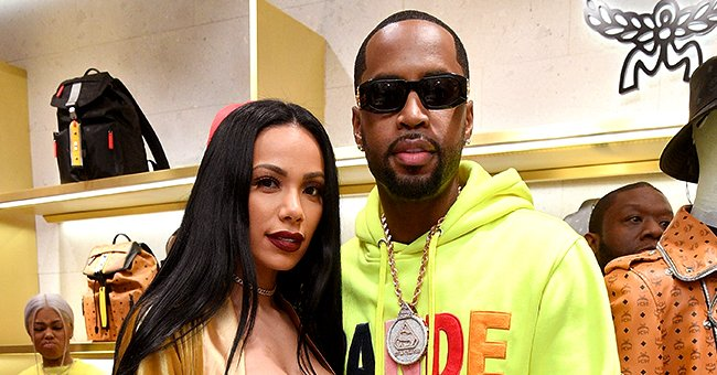 L&HH Star Safaree Asks His Adorable 1-Year-Old Daughter Safire to Show Her Teeth in Cute Video