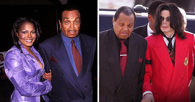 Joe Jackson's Complicated Relationship with His Kids Michael, Janet, and La Toya